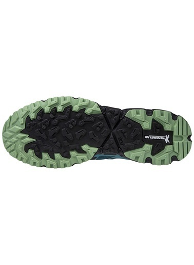 Mizuno Wave Daichi 5 Gtx Erkek Koşu Ayakkabısı Mavi/Siyah Mavi